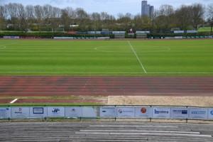 Sports- og atletik baner ved Herlev Hallerne