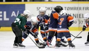 ishockey for børn