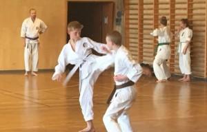 børn karate