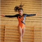 gymnastikpige