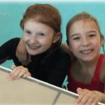 svømmepiger